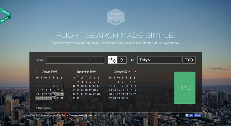 Flightsearchr Flight Search Made Simple