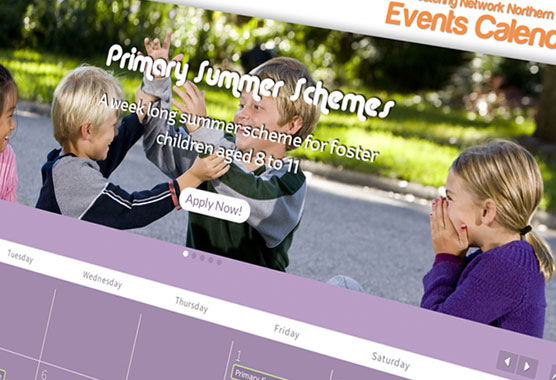 Fostering Events Website Fostering Achievement & Carers