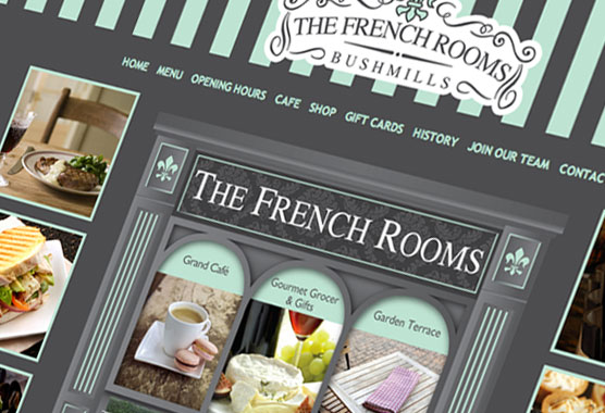 The French Rooms Restaurant Bushmills North Coast Northern Ireland