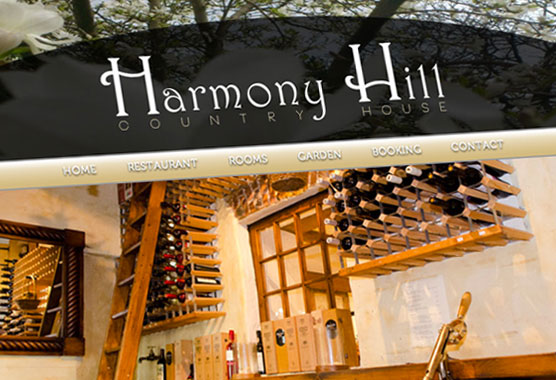 Harmony Hill B&B and Restaurant Balnamore Ballymoney Northern Ireland