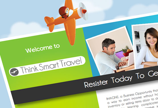 Think Smart Travel Earn Extra Income Work From Home